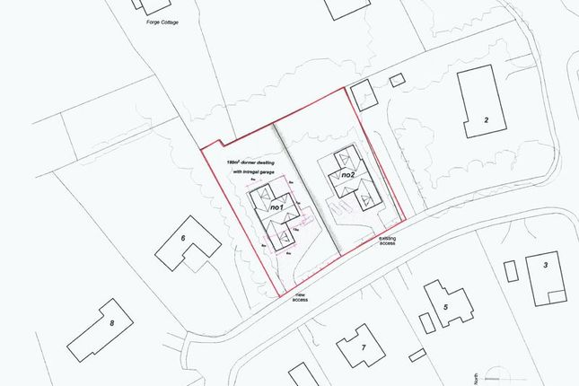 Thumbnail Land for sale in Moorland Court, Yelverton