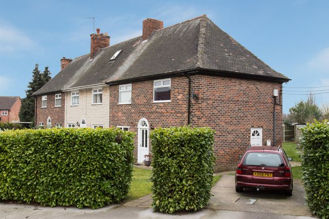 Thumbnail Semi-detached house for sale in Fifth Avenue, Edwinstowe
