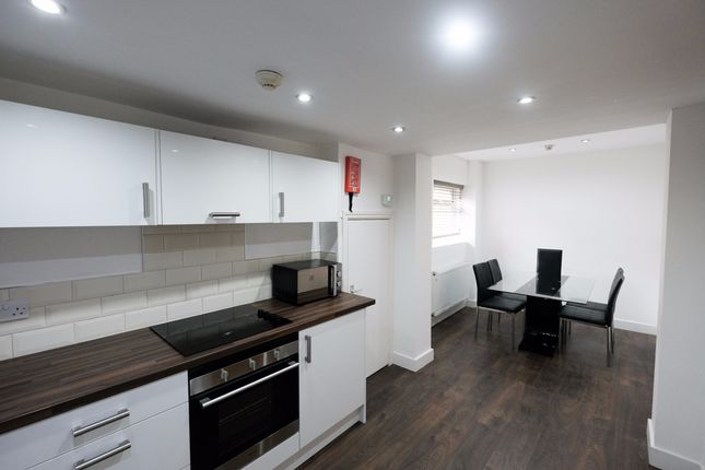 Thumbnail Flat to rent in Cannon Street, Preston, Lancashire