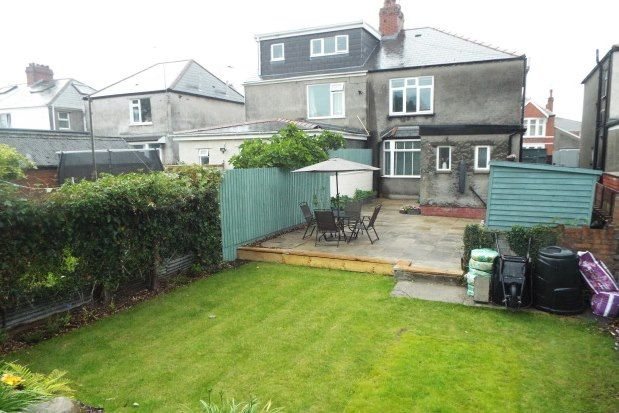 Thumbnail Property to rent in Lansdowne Road, Cardiff