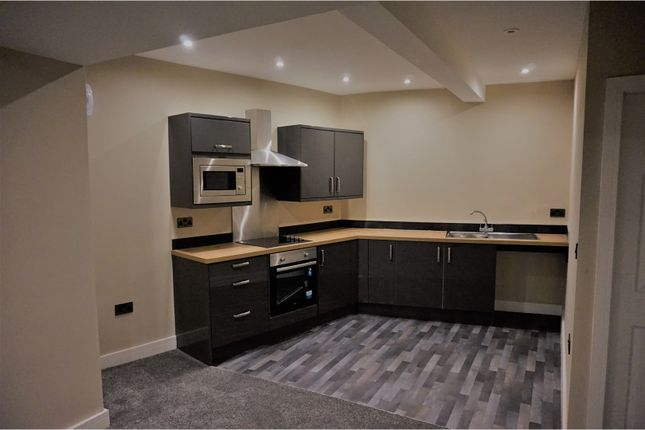 Thumbnail Flat to rent in Westgate, Burnley