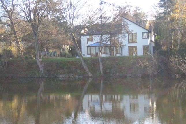 Thumbnail Detached house for sale in Glasbury, Hereford