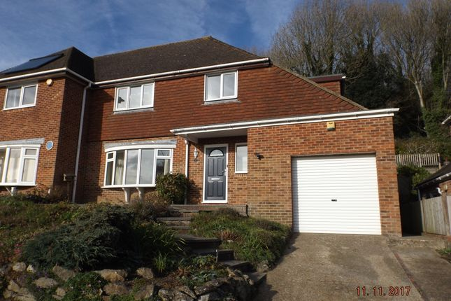 Thumbnail Detached house to rent in North Road, Hythe