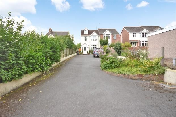 Thumbnail Semi-detached house for sale in Little Johns Cross Hill, Exeter, Devon