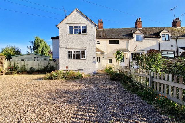 Thumbnail End terrace house for sale in Toll Bar, Cottesmore, Oakham