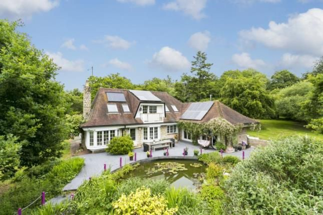 Thumbnail Detached house for sale in Yew Tree Lane, Rotherfield, Crowborough, East Sussex
