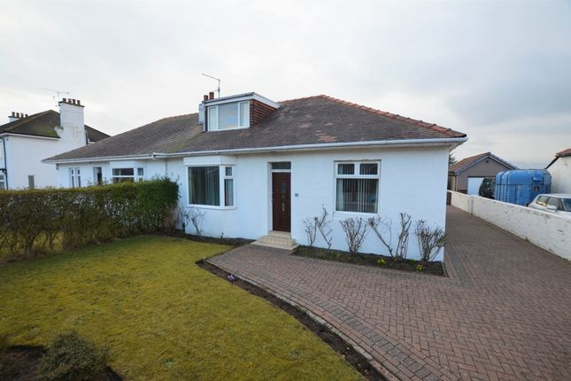 Thumbnail Semi-detached house for sale in 11 Gailes Road, Troon