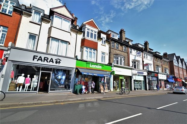 Thumbnail Commercial property for sale in Turnham Green Terrace, London