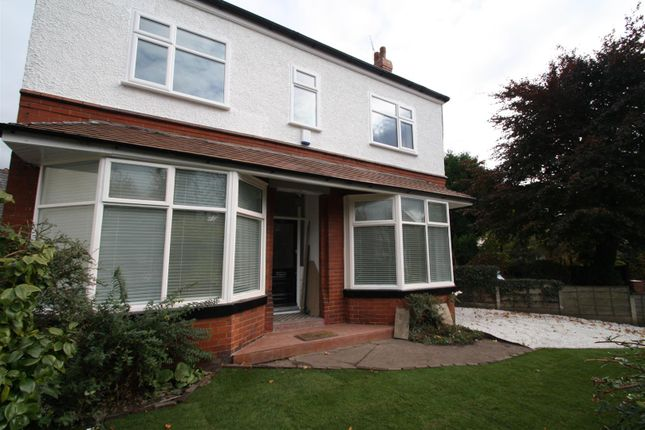 Thumbnail Detached house to rent in Albert Road, Eccles, Manchester