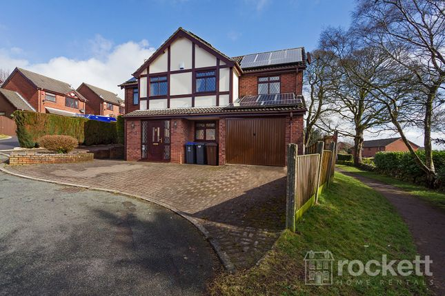 Thumbnail Detached house to rent in Radley Way, Werrington, Stoke On Trent
