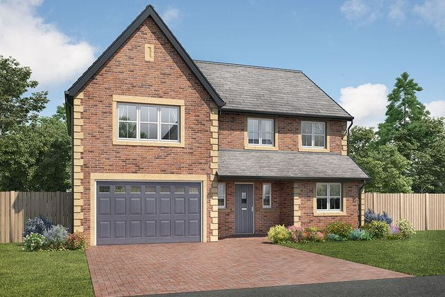 "Thumbnail Detached house for sale in ""Mayfair"" at Strawberry How, Cockermouth"