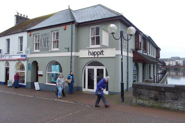 Thumbnail Retail premises to let in Old Bridge Street, Haverfordwest