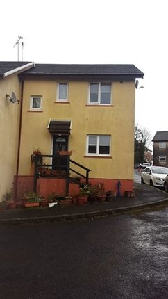 Thumbnail End terrace house to rent in 2 Bed End Terraced House, 7 Queens Court, Narberth, Pembrokeshire