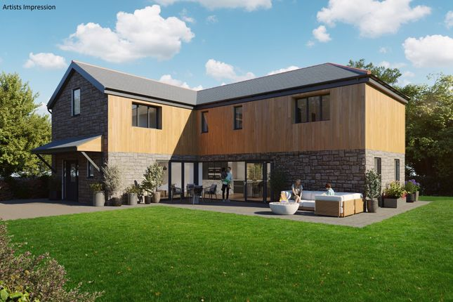 Detached house for sale in Tremethick Cross, Penzance