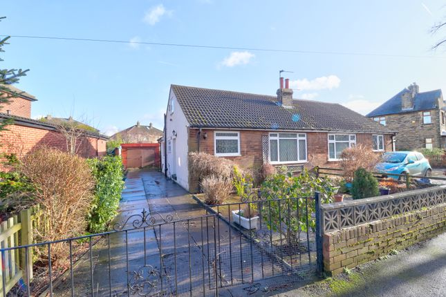 Thumbnail Bungalow for sale in Wyke Crescent, Wyke, Bradford