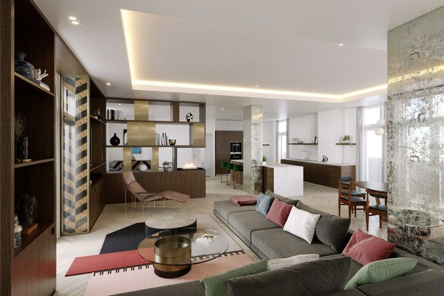 Thumbnail Flat to rent in Atlas Building, 145 City Road, London