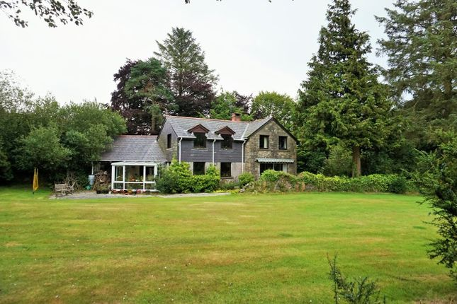 Thumbnail Detached house for sale in South Zeal, Okehampton