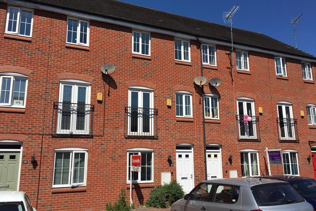 Thumbnail Property to rent in Felton Close, Stafford