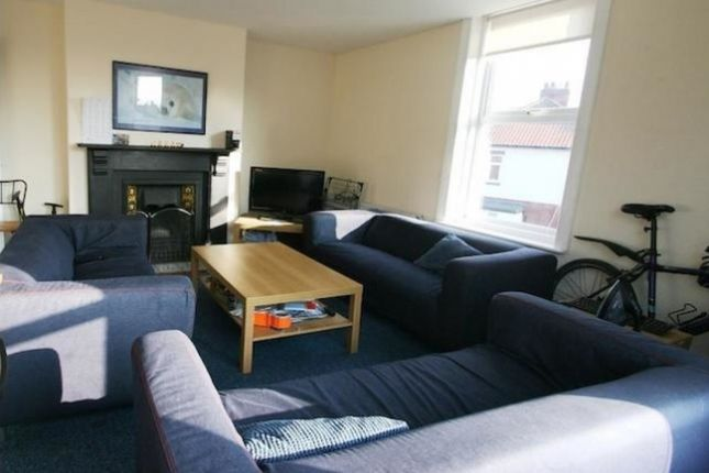 Thumbnail Maisonette to rent in Audley Road, South Gosforth, South Gosforth, Tyne And Wear