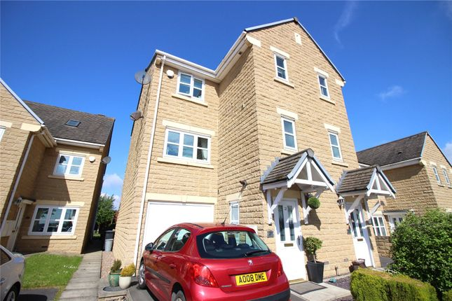 Thumbnail Semi-detached house for sale in Belgrave Court, Rastrick