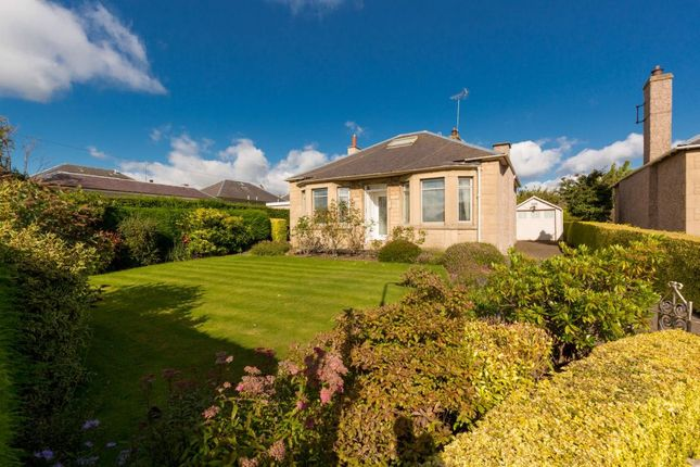Thumbnail Detached bungalow for sale in 4 Priestfield Grove, Edinburgh
