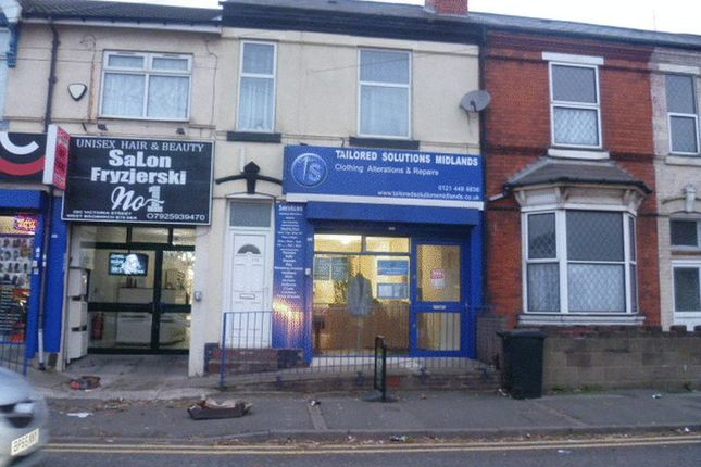 Thumbnail Flat to rent in Victoria Street, West Bromwich
