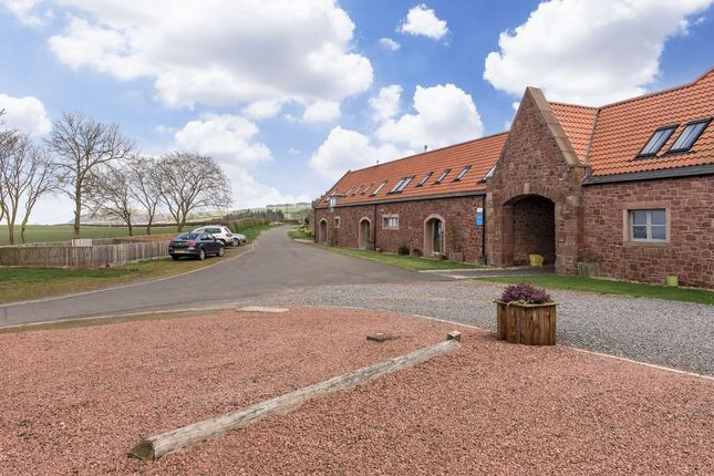Thumbnail Terraced house for sale in The Stables, 4 Little Spott Steading, Dunbar
