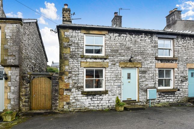 Thumbnail End terrace house for sale in Gordon Road, Tideswell, Buxton