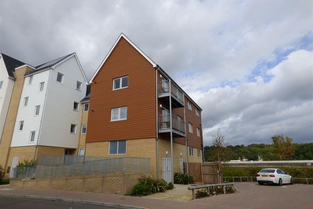 Thumbnail Flat to rent in The Shoreway, St Marys Island, Chatham