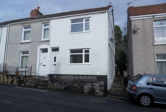 Thumbnail Terraced house to rent in Kimberley Road, Sketty, Swansea