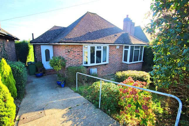 Thumbnail Detached bungalow for sale in Hillcrest Avenue, Bexhill-On-Sea