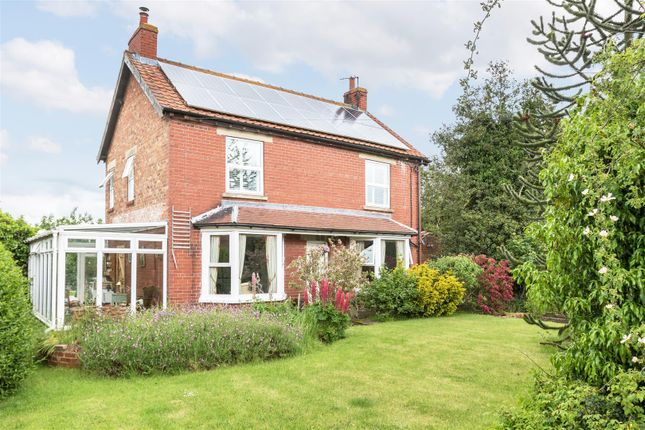 Thumbnail Detached house for sale in Brawby, Malton, North Yorkshire