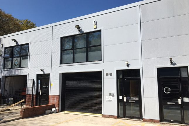 Thumbnail Light industrial to let in 17B Forresters Business Park, Plymouth