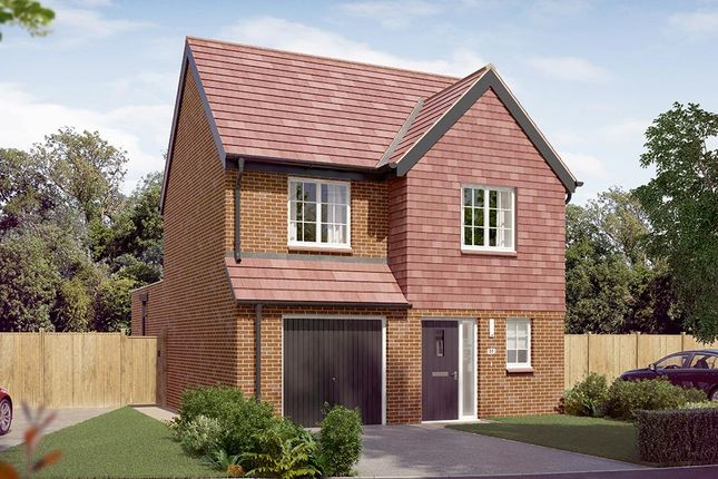 Thumbnail Detached house for sale in Pomegranate Park, Newbold Road, Chesterfield