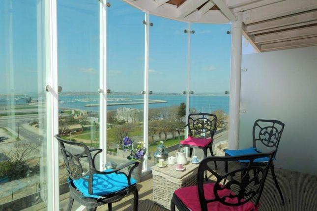 Thumbnail Flat to rent in Atlantic House, Ocean Views, Ayton Drive, Portland
