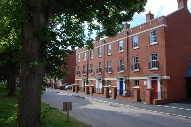 Thumbnail Terraced house to rent in Masterson Street, Exeter