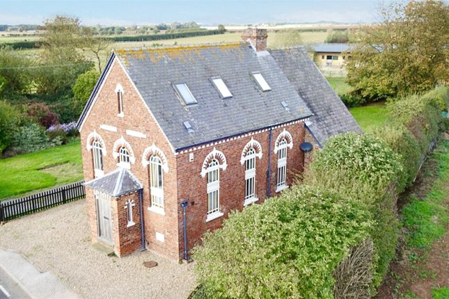 Thumbnail Detached house for sale in Halsham, Hull, East Yorkshire