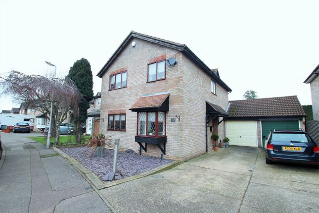 Thumbnail Detached house for sale in Copper Beeches, Stanway, Colchester, Essex