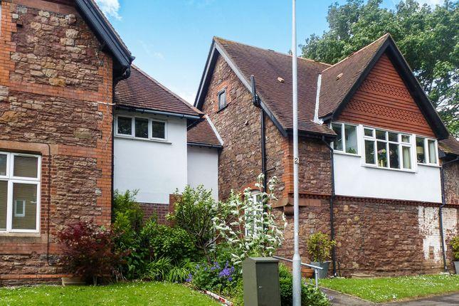 Thumbnail Flat for sale in Penhill Close, Llandaff, Cardiff
