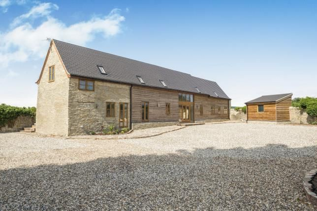 Thumbnail Barn conversion for sale in Rock Lane, Westbury-On-Severn, Gloucestershire