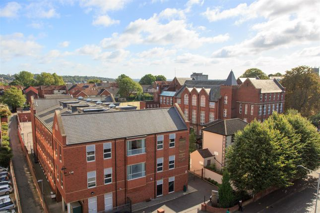 Thumbnail Flat to rent in Sentinel House, Norwich