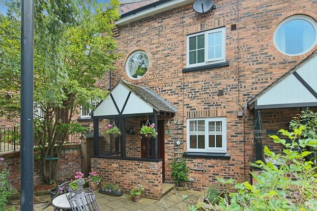 Thumbnail Terraced house for sale in Crown Courtyard, Cheshire Street, Audlem