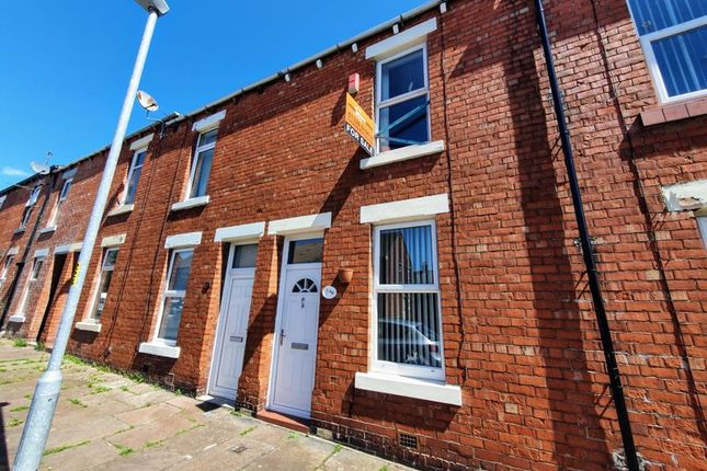 Thumbnail Terraced house to rent in Lawson Street, Carlisle