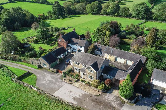 Thumbnail Detached house for sale in Amberdale, Turnditch, Derbyshire