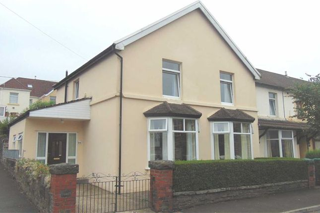 Thumbnail End terrace house for sale in The Avenue, Pontypridd, Rhondda Cynon Taff