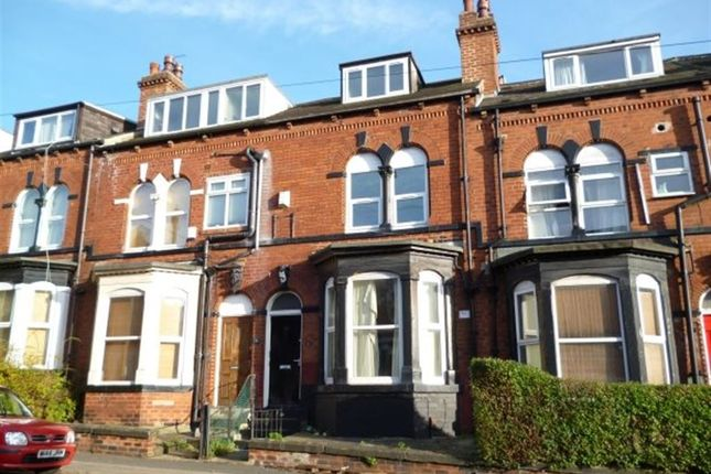 Thumbnail Terraced house to rent in Norwood Road, Hyde Park