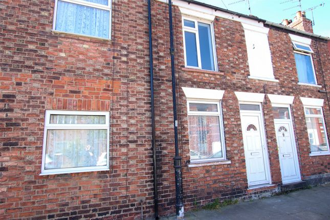Front Elevation of Newport, Barton-Upon-Humber, North Lincolnshire DN18