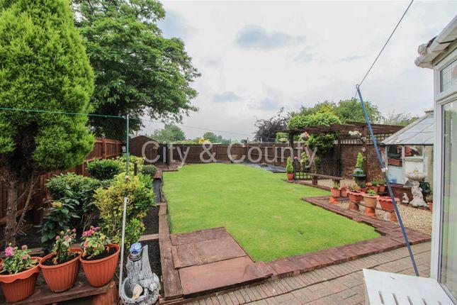 Garden of Dogsthorpe Road, Peterborough PE1