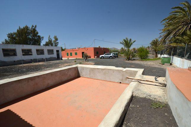 Water Tank, Pool of La Mata, Tiquital 8, Spain
