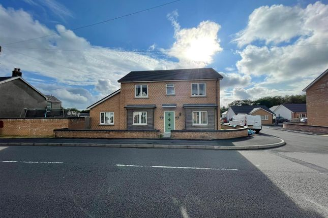 Thumbnail Detached house for sale in Waterloo Road, Penygroes, Llanelli